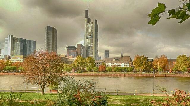 Frankfurt am Main im Herbst