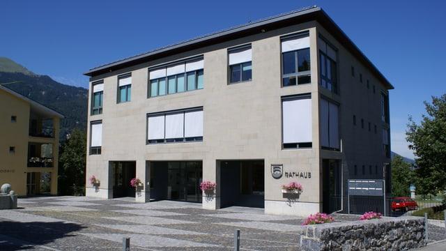 Rathaus von Trimmis