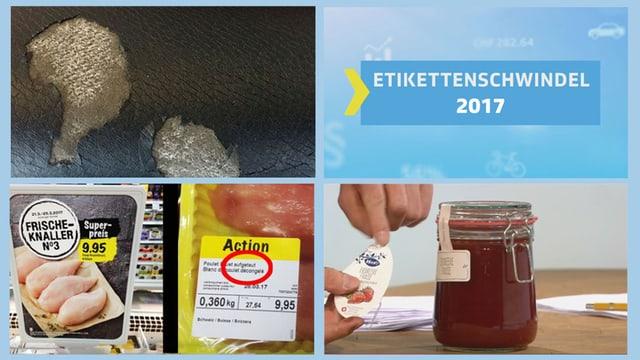 «Etikettenschwindel 2017»