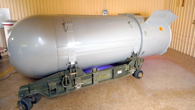 Nuklearbombe des Typs B53