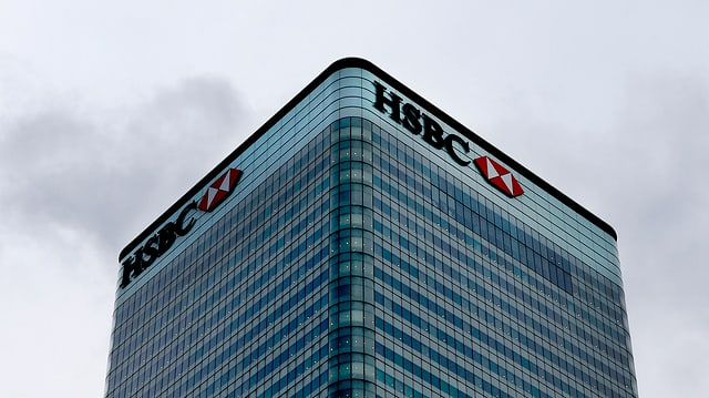 Logo HSBC.