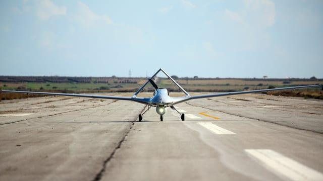 Türkischen Drohnen des Konzern von Selçuk Bayraktar