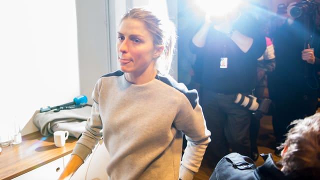 Therese Johaug wird wegen ihres Dopingvergehens definitiv gesperrt.