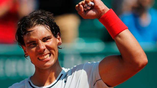 Rafael Nadal kämpfte sich in den Halbfinal.