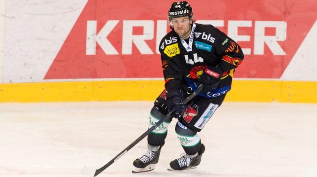 Mikko Kousa in Aktion.