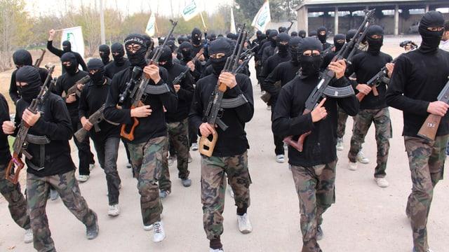 Wer ist Ahrar al-Scham?