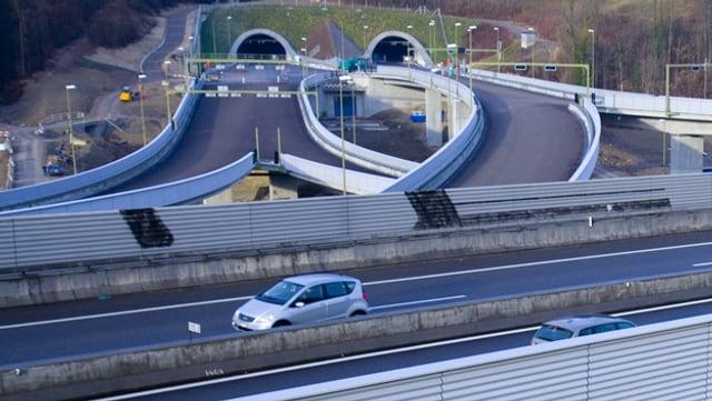 autostrada cun traffic