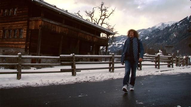Video «Von Flüe - Ein Mann in Pilgers Art» abspielen