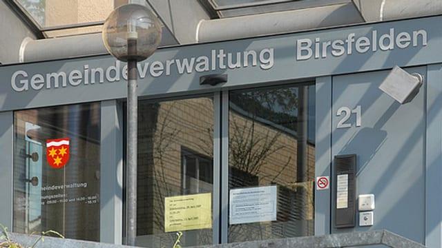 Gemeindeverwaltung Birsfelden