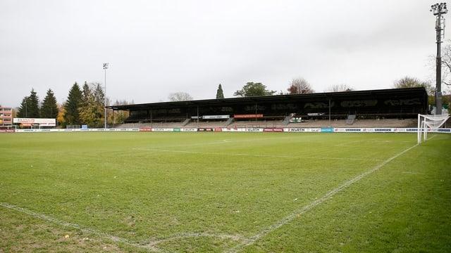 Das Stadion Gurzelen.