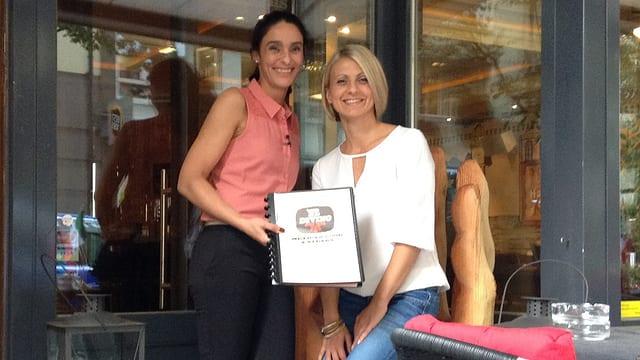 Video «Luzern - Tag 4 - Restaurant El Divino» abspielen
