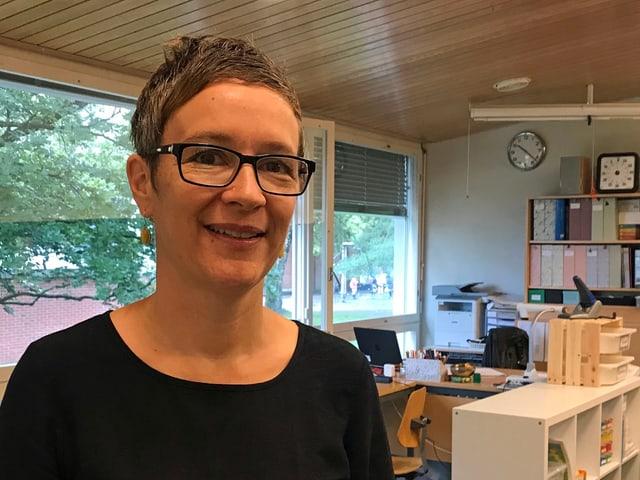 Portrait Marion Arnold, Jurymitglied