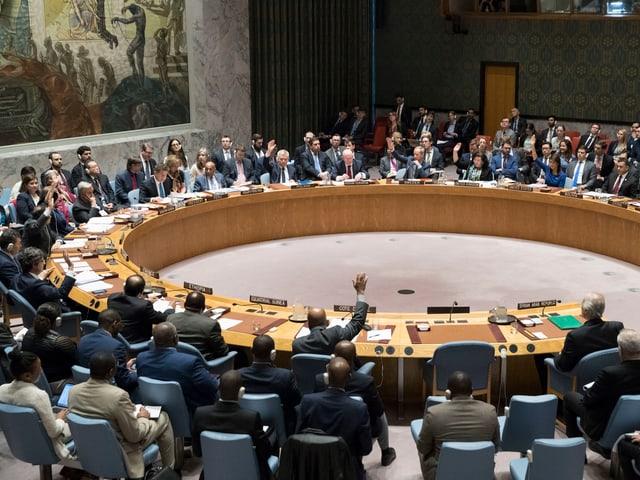 UN-Sicherheitsrat.