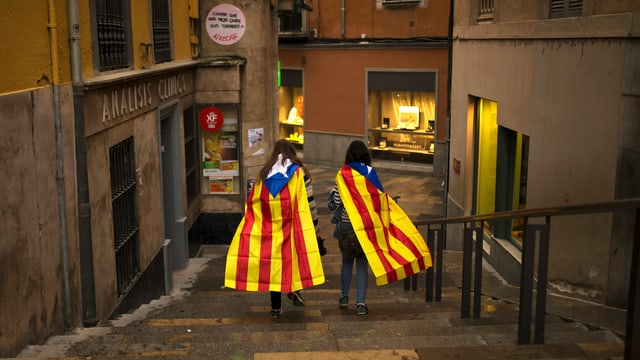 Pedro Sánchez sendet in der Katalonien-Frage Signale der Versöhnung nach Barcelona.