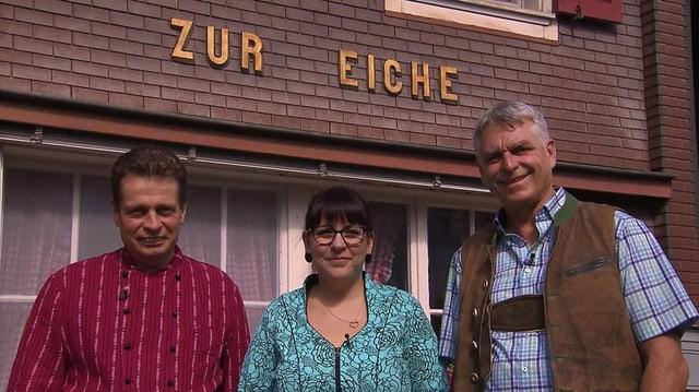 Video «Kanton Schwyz – Tag 3 – Restaurant Eichli, Immensee» abspielen