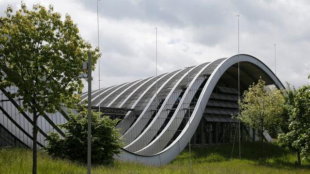 Bernburgerlicher Geldsegen für das Zentrum Paul Klee ZPK in Bern