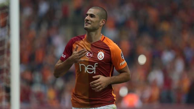 Eren Derdiyok macht gegen Bursaspor den Deckel drauf.