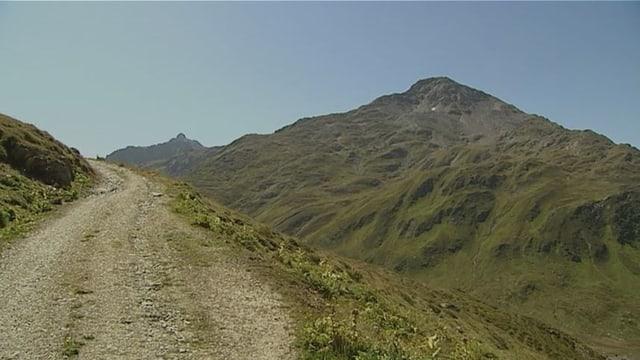 Via veglia sur l'Alpsu