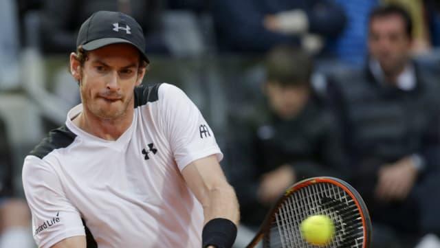 il giugader da tennis Andy Murray