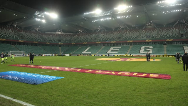 Stadion Legia Warschau