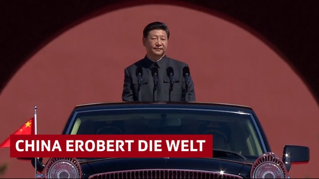 10vor10-Serie: China erobert die Welt
