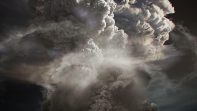 Video «Rätselhafter Vulkanausbruch» abspielen