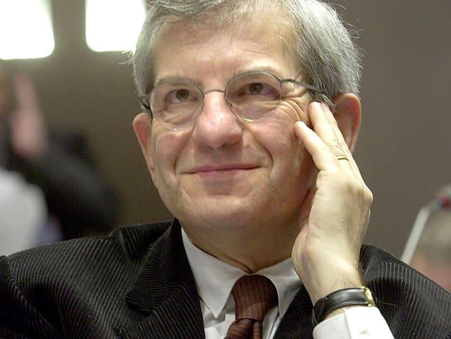 Luciano Violante 2001
