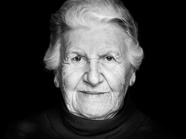 Holocaustüberlebende Nina Weil.