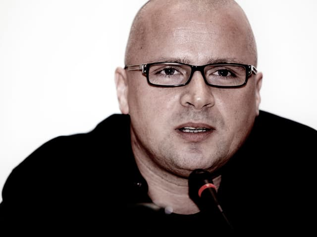 Porträt von Jens Weinreich.