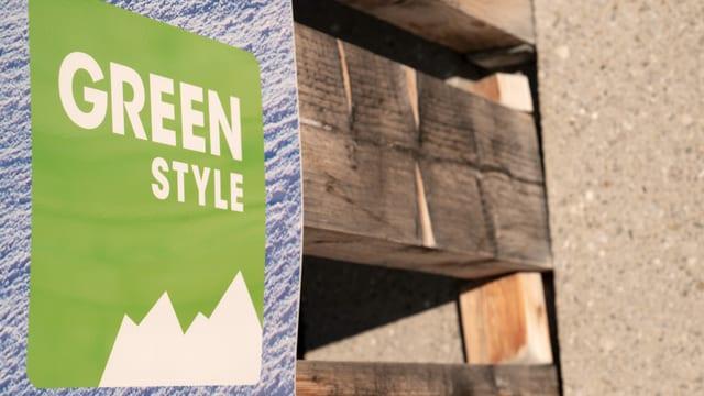 "Logo ""Green Style"""