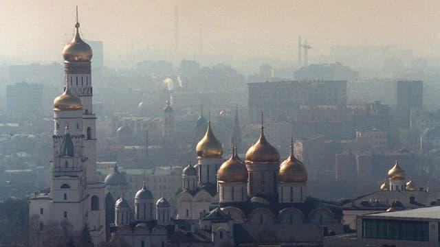 Moscau, la chapitala da la Russia