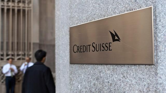 Die Credit Suisse kann Kundendaten an die USA liefern.