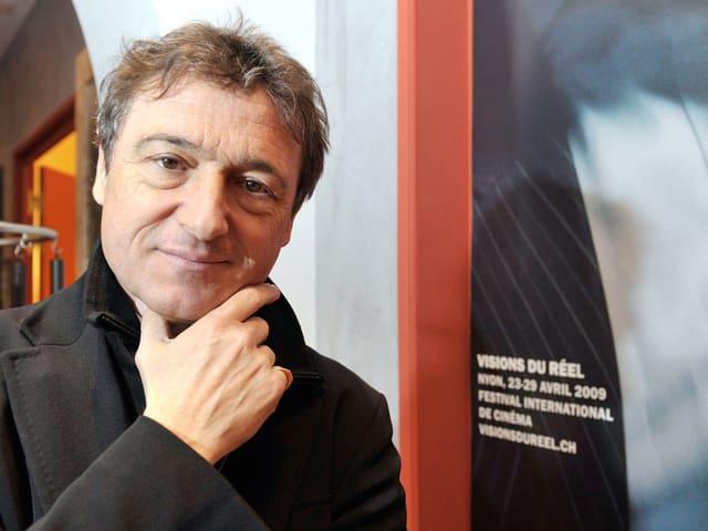 Leitete das Festival 16 Jahre lang: der Westschweizer Filmkritiker Jean Perret.