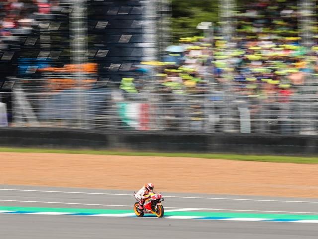 Marc Marquez beim GP von Thailand