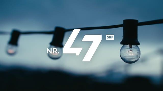 «Nr. 47», die fiktionale Webserie von SRF