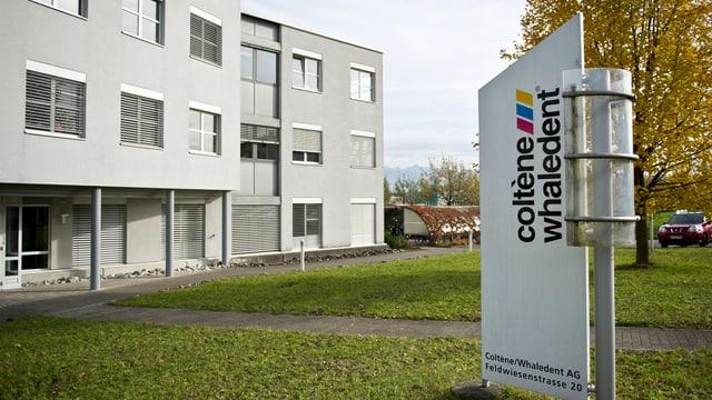 Hauptsitz Coltene