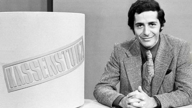 Roger Schawinski 1974.