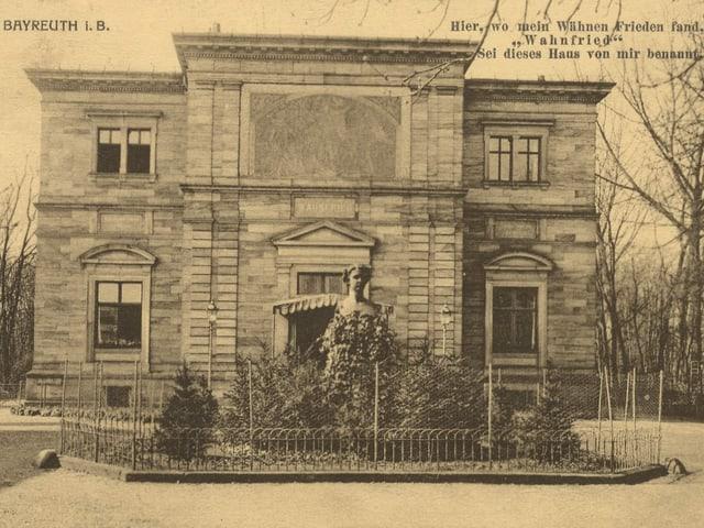 Haus Wahnfried.
