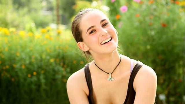 Video «Erste Liebe: Porträt - Alba (1/9)» abspielen
