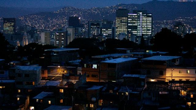Electricitad è stgars en Venezuela - er en la chapitala Caracas.