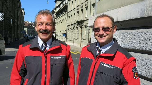 Andreas Toth und Alfred Beer