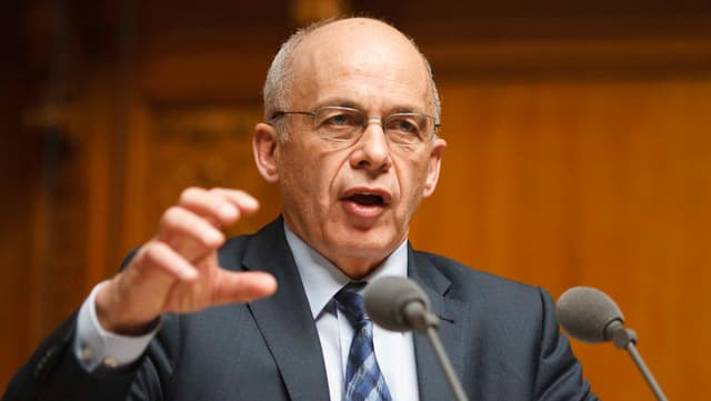 Bundespräsident Ueli Maurer
