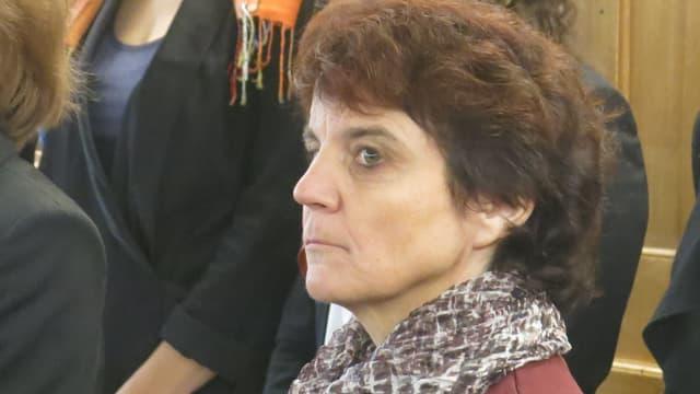 Eliane Aebischer.