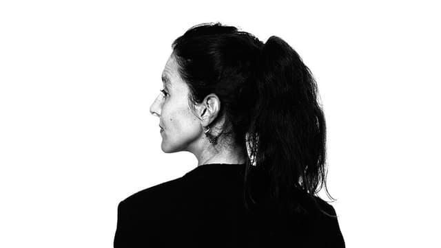 Porträt von Ariane von Graffenried.