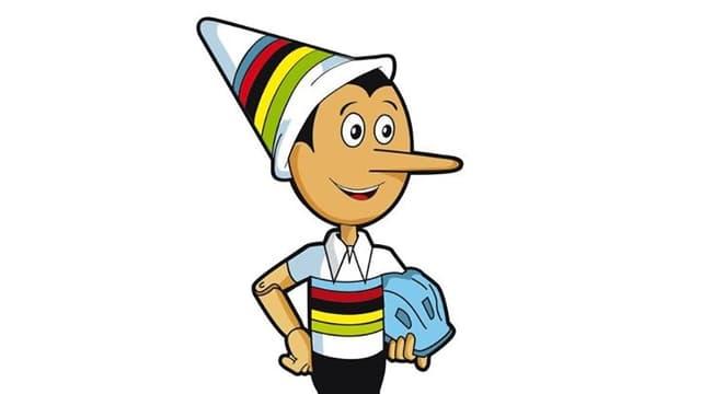 Pinocchio ist das Maskottchen der WM 2013.