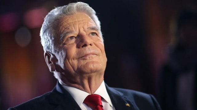Joachim Gauck, il president tudestg.