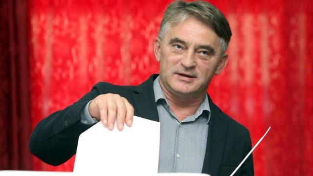 Zeljko Komsic.