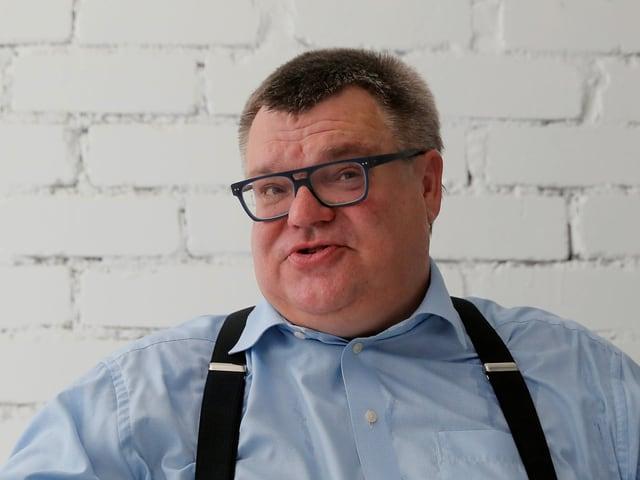 Der Bankier Viktor Babariko