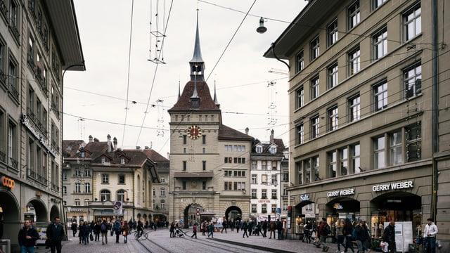 Berner Käfigturm