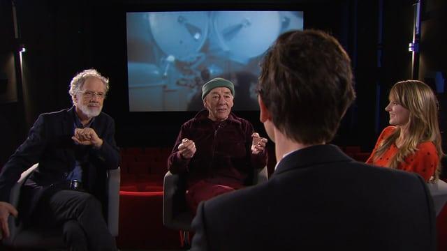 Video «Vom Querliegen: 50 Jahre neuer Schweizer Film» abspielen